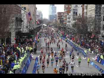Cancellata la maratona di Boston - La Prealpina