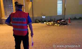 Incidente in moto: morto - La Prealpina