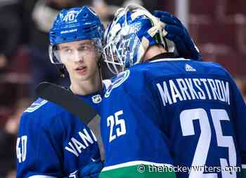 Canucks Look Good for Playoff Series Against the Wild