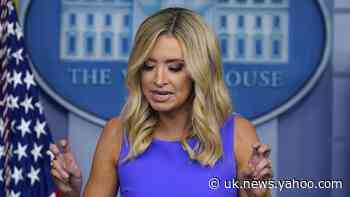 McEnany: Twitter eager to censor Trump but not China