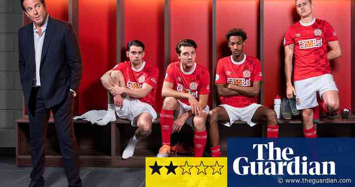 The First Team review – a football sitcom fit for relegation