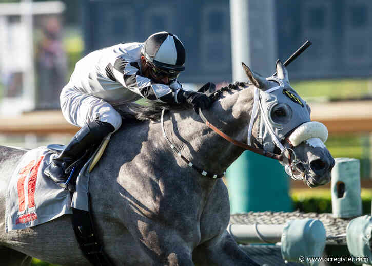 Trainer Jonathan Wong makes his mark at Santa Anita