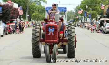 Port Hope July 4 tractor show, flea market canceled - Huron Daily Tribune