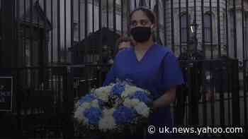UK comes together for 'final' Clap for Carers