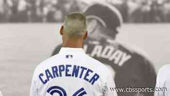 Chris Carpenter reflects on friendship with Roy Halladay ahead of 'Imperfect' documentary