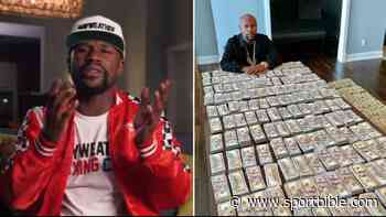 Floyd Mayweather Responds To Reports He Has Blown His $800 Million Fortune - SPORTbible