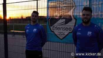 Nach Corona-Pause: Verbandsligist Erlensee zurück im Training | Amateurfußball - Highlights | Video - kicker - kicker