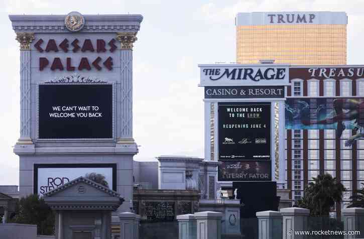 As Las Vegas Reopens, Should Investors Bet On Casino Stocks Rebounding? – Forbes