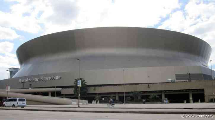 Report: 'Worst case scenario' would limit Superdome to 13,000 fans