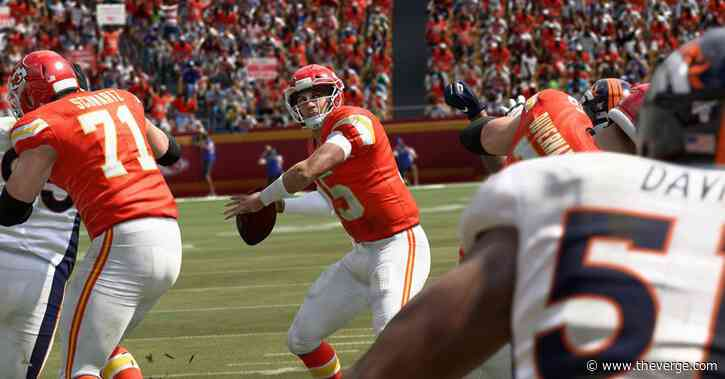 EA and the NFL extend exclusive partnership for Madden games until 2026