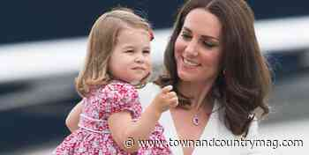 Queen Elizabeth, Princess Charlotte, and More Royals in Liberty Print - TownandCountrymag.com