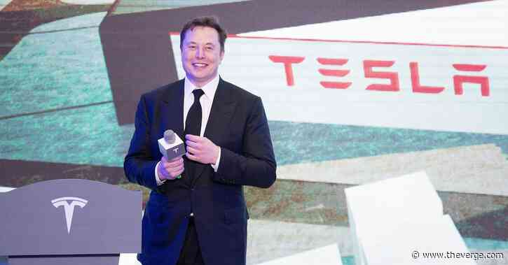 Elon Musk reaches first Tesla compensation award worth nearly $800 million