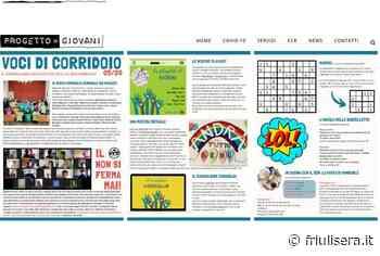 """Le """"Voci di corridoio"""" del Ccr di Spilimbergo ora sono online - Friuli Sera"""