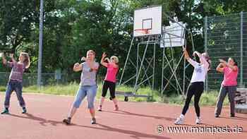 Ochsenfurt: Sportler trainieren unter besonderen Bedingungen - Main-Post