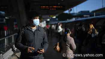 Wearing face masks at home might help curb spread of coronavirus – study