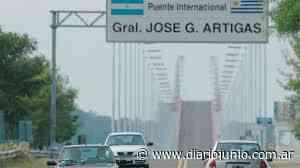 El Intendente de Colón anunció que pedirán la reapertura de la frontera con Uruguay - Diario Junio