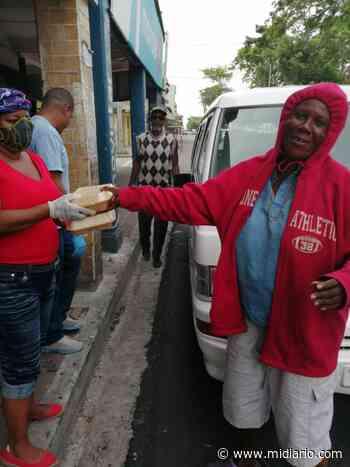 Les llega su día a indigentes en Colón - Mi Diario Panamá