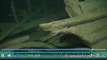 Descubren barco hundido que podría haber navegado con Cristobal Colón - Weekend