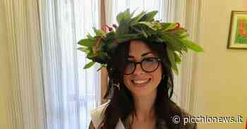 Macerata, Silvia Brachetta si laurea online e diventa dottoressa in lingue - Picchio News