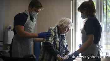 NHS boss warns of 'new upsurge' in coronavirus survivors needing long-term care