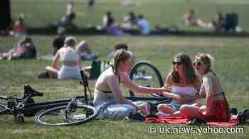 Wales to allow people to meet others outdoors from Monday