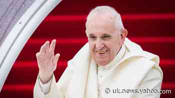 Pope to take part in online service with UK church leaders for first time
