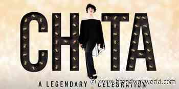 VIDEO: Watch CHITA: A LEGENDARY CELEBRATION Benefitting BC/EFA- Friday at 8pm! - Broadway World