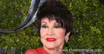 Broadway Cares to Present Benefit Stream of Chita Rivera Celebration Concert - TheaterMania.com