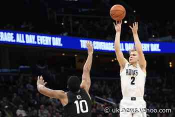 Hoya to B12: Ex-Georgetown G McClung signs with Texas Tech