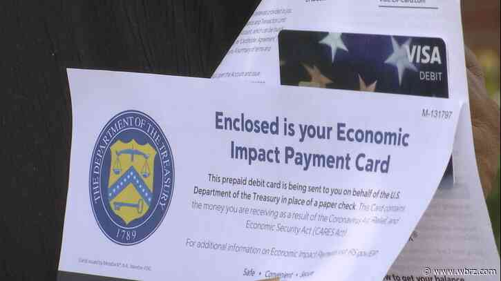 Don't be too quick to toss that junk mail - millions of stimulus payments mailed in form of debit cards