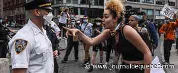 Les États-Unis sous tension après la mort d'un homme noir aux mains de la police