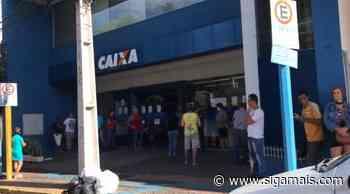 Caixa abre agência de Adamantina no sábado para pagamento do auxílio emergencial - Siga Mais