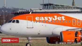 Coronavirus: EasyJet plans up to 4,500 job cuts