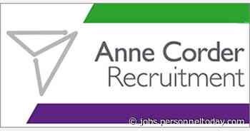 HR Generalist job with Anne Corder Recruitment   1401614843 - Personnel Today