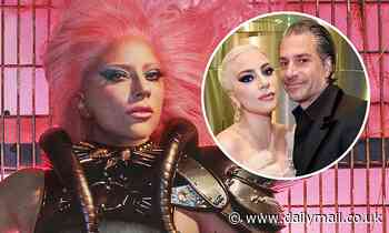 Lady Gaga seems to allude to rocky relationship with formerfiancé Christian Carino in new song