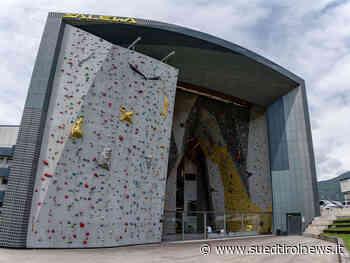 Kletterer desinfizieren die Halle selbst – mit Flüssigmagnesium - Suedtirol News