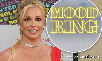Britney Spears is releasing her song Mood Ring for the first time in the U.S