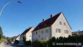 Abriss der Mehrfamilienhäuser in der Schongauer Benefiziumstraße | Schongau - Kreisbote