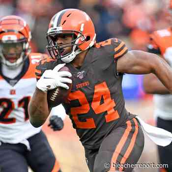 Cleveland Browns' Nick Chubb Will Be the NFL's Most Unstoppable Force in 2020 - Bleacher Report