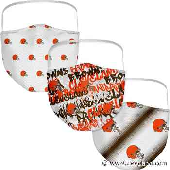 These Cleveland Browns face coverings keep us safe and show off your team spirit (how to order online) - cleveland.com