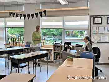 B.C. schools prepare to welcome back some students