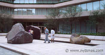 National Geographic Plan to Dismantle Granite Sculpture Hits Snag