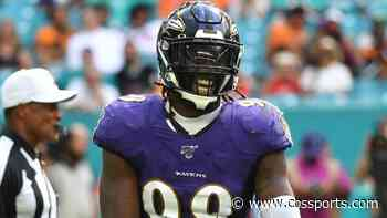 Ravens pass rusher Matt Judon officially signs his franchise tag for 2020 season