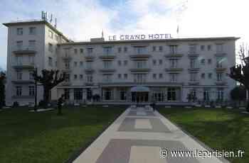 Le Grand hôtel d'Enghien-les-Bains mis à disposition de soignants - Le Parisien
