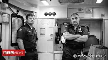 Coronavirus: Ambulance crews adapt to new challenges of Covid-19