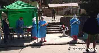 Huancavelica: Cuatro comerciantes de mercados dan positivo a COVID - 19 - Diario Correo