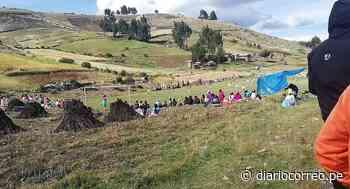 Huancavelica: Organizan campeonatos de fútbol pese a estar prohibido - Diario Correo