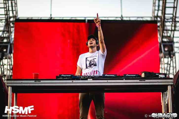 Baauer Returns to triple j with All-New Mix Up