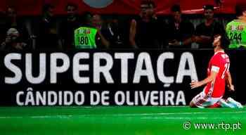 Supertaça Cândido de Oliveira deixa de ter prolongamento - RTP