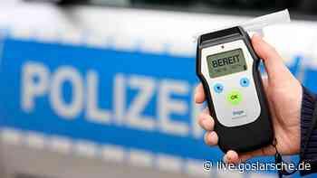 Unfallflucht mit 2,73 Promille | Quedlinburg - GZ Live